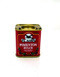 Mild/Sweet Paprika [Spanish Pimenton Dulce] | Buy Online at The Asian Cookshop.